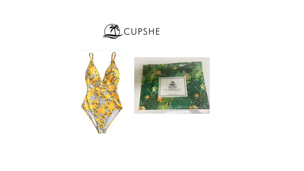 Cupshe bathing suit review