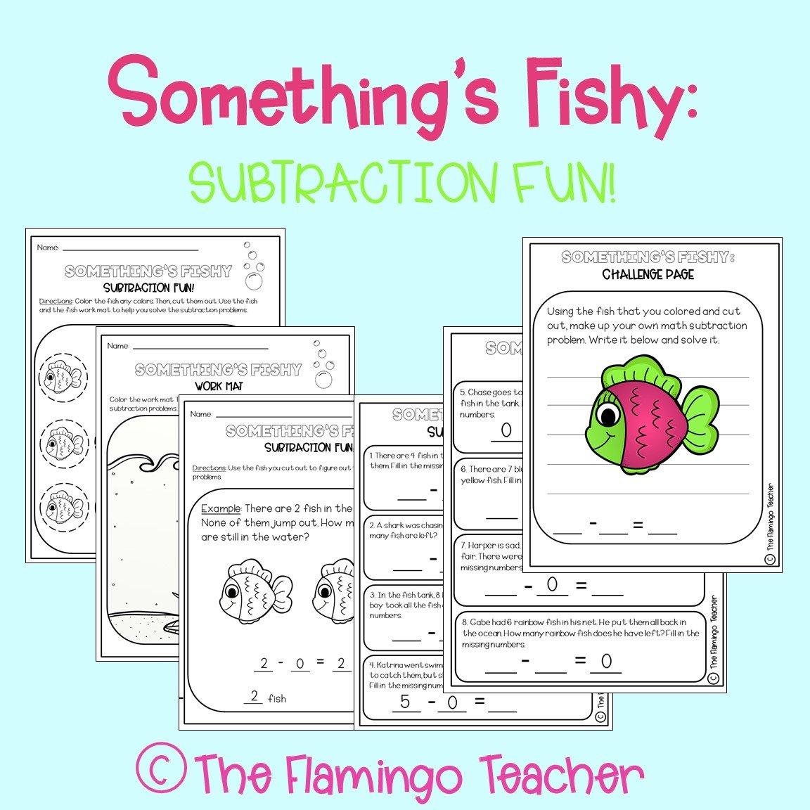 First Grade Math Subtraction Go Math